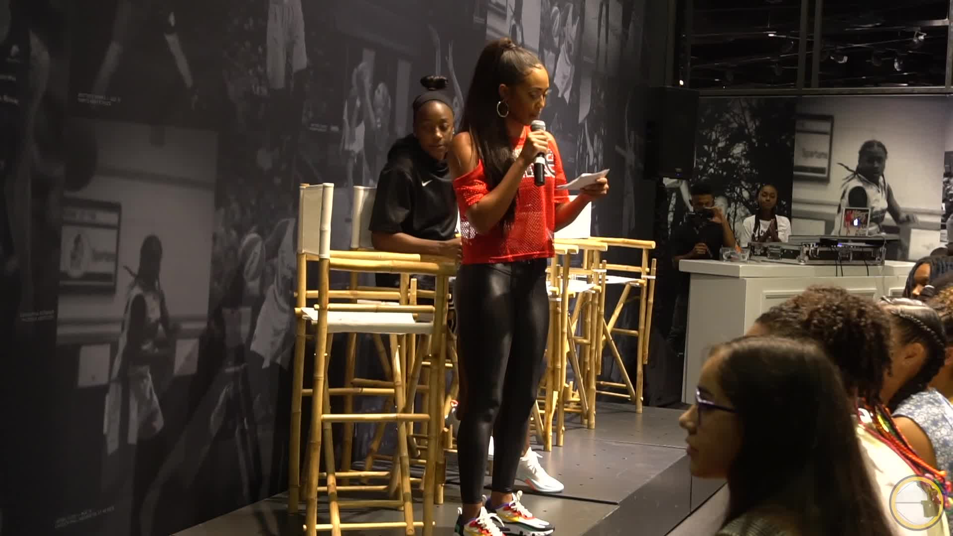Nike WNBA All-Star Weekend Panel